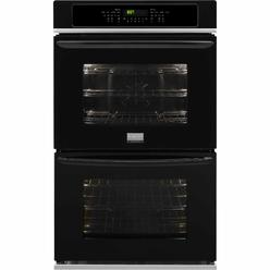 Frigidaire Gallery 4.6 cu. ft. Built-In Double Electric Wall Oven - Black at Kmart.com