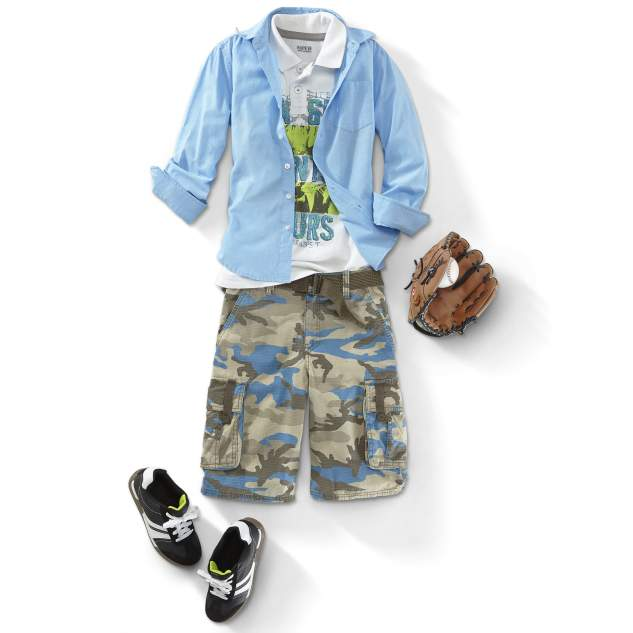 Boys Sharp and Sporty Outfit at Kmart.com