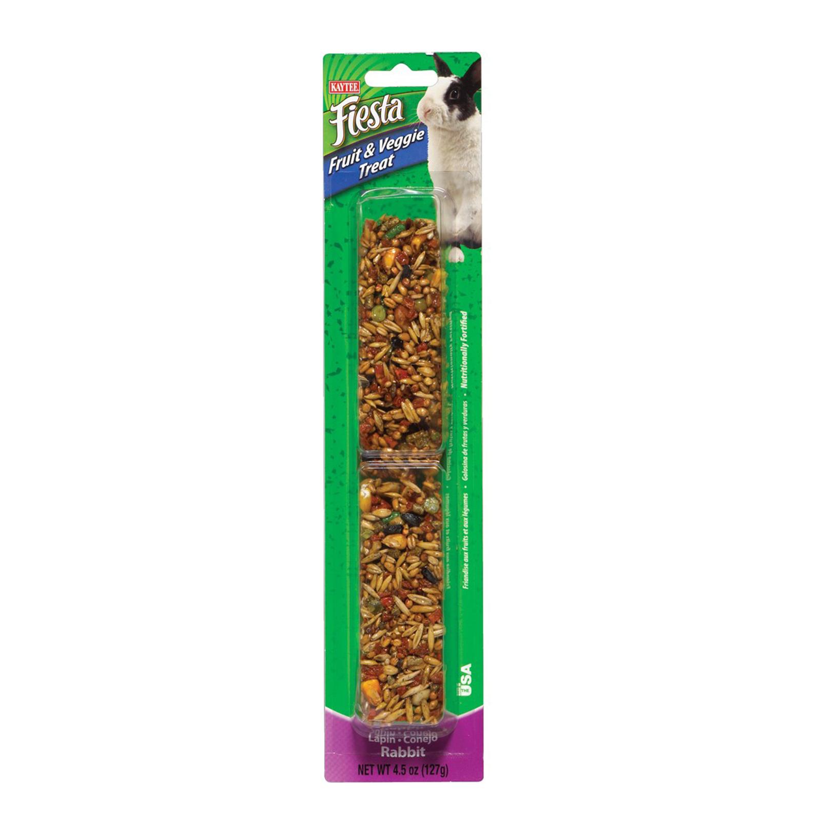 Kay Treat Rabbit Fruit/Veggie 4.5 oz.