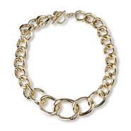 Kardashian Kollection Women's Goldtone Chunky Chain Necklace at Sears.com