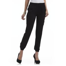 Sofia by Sofia Vergara Women's Woven Bohemian Trousers at Kmart.com