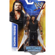 WWE Roman Reigns - WWE Series 37 Toy Wrestling Action Figure at Kmart.com