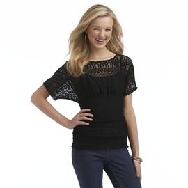 Bongo Junior's Floral Lace Top at Sears.com