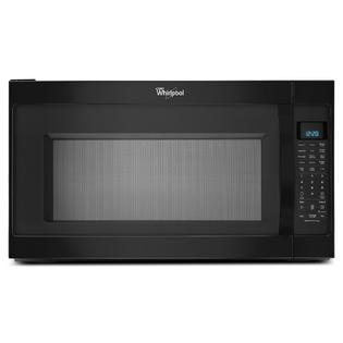 Whirlpool 2.0 cu. ft. Over-the-Range Microwave w/ CleanRelease® Non-Stick Interior - Black