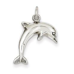 goldia 14k White Gold Dolphin Charm at Kmart.com