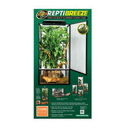Zoo Med Laboratories Zml Cage Reptibreeze X-Large at Kmart.com