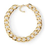 Studio S Women's Goldtone Chain-Link Necklace at Sears.com