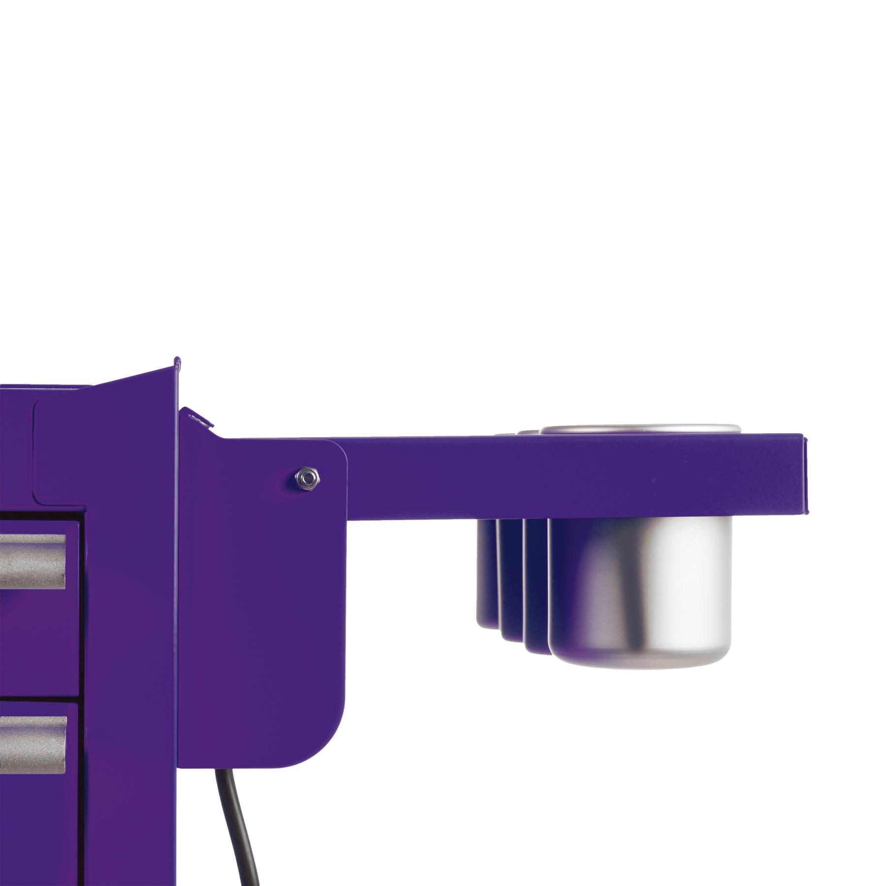 Viper Tool Storage Viper Tool Storage Power Shelf, Purple 1