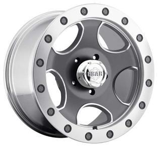 Gear Alloy 729M Kingpin - Rim Size 18X9 - Bolt Circle 5X4.50 - Offset