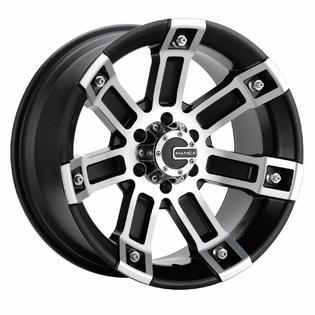 Mamba Wheels 580MB M1X - Rim Size 18X9 - Bolt Circle 5X5.50 - Offset (+19)