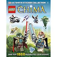 Lego Big Bang Ultimate Sticker Collection at Kmart.com