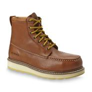 "DieHard Men's SureTrack 6"" Tan Soft Toe Work Boot at Sears.com"