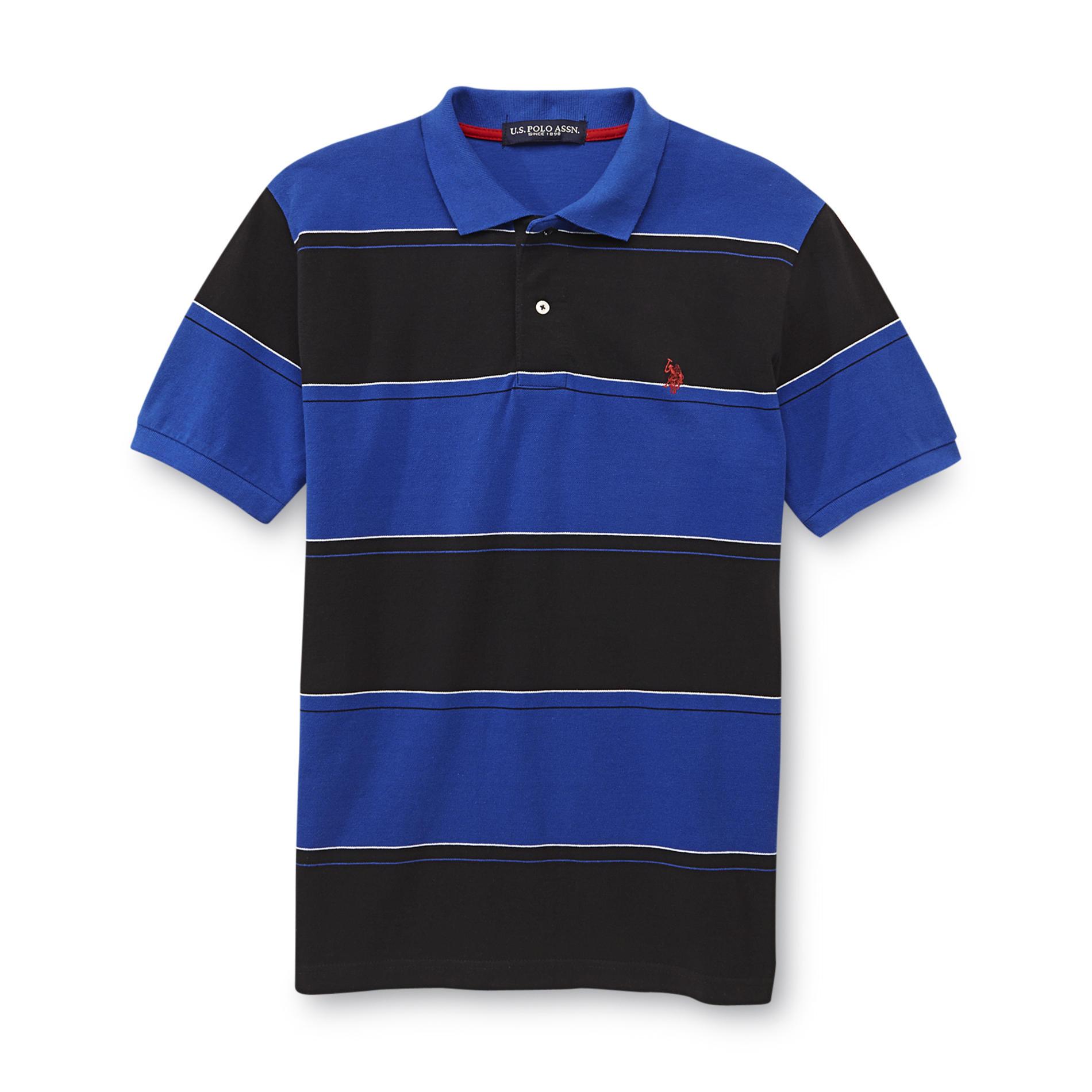 U.S. Polo Assn. Men's Polo Shirt - Striped