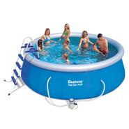 Bestway Fast Set Pool Set - 15' Diameter x