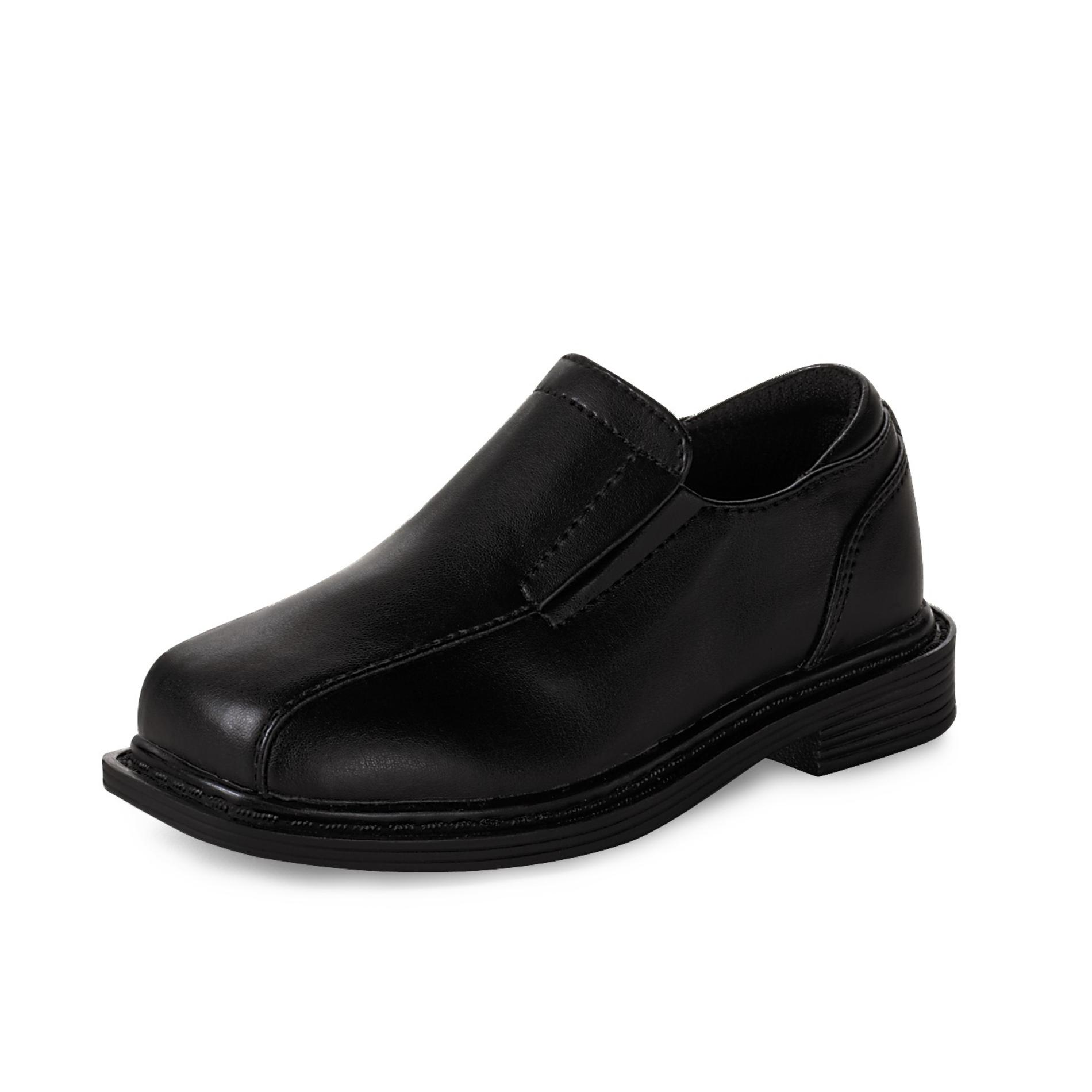 Route 66 Toddler Boy's Dress Shoe Arnold 3 - Black