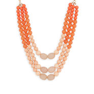 Studio S Women's Beaded Necklace at Sears.com