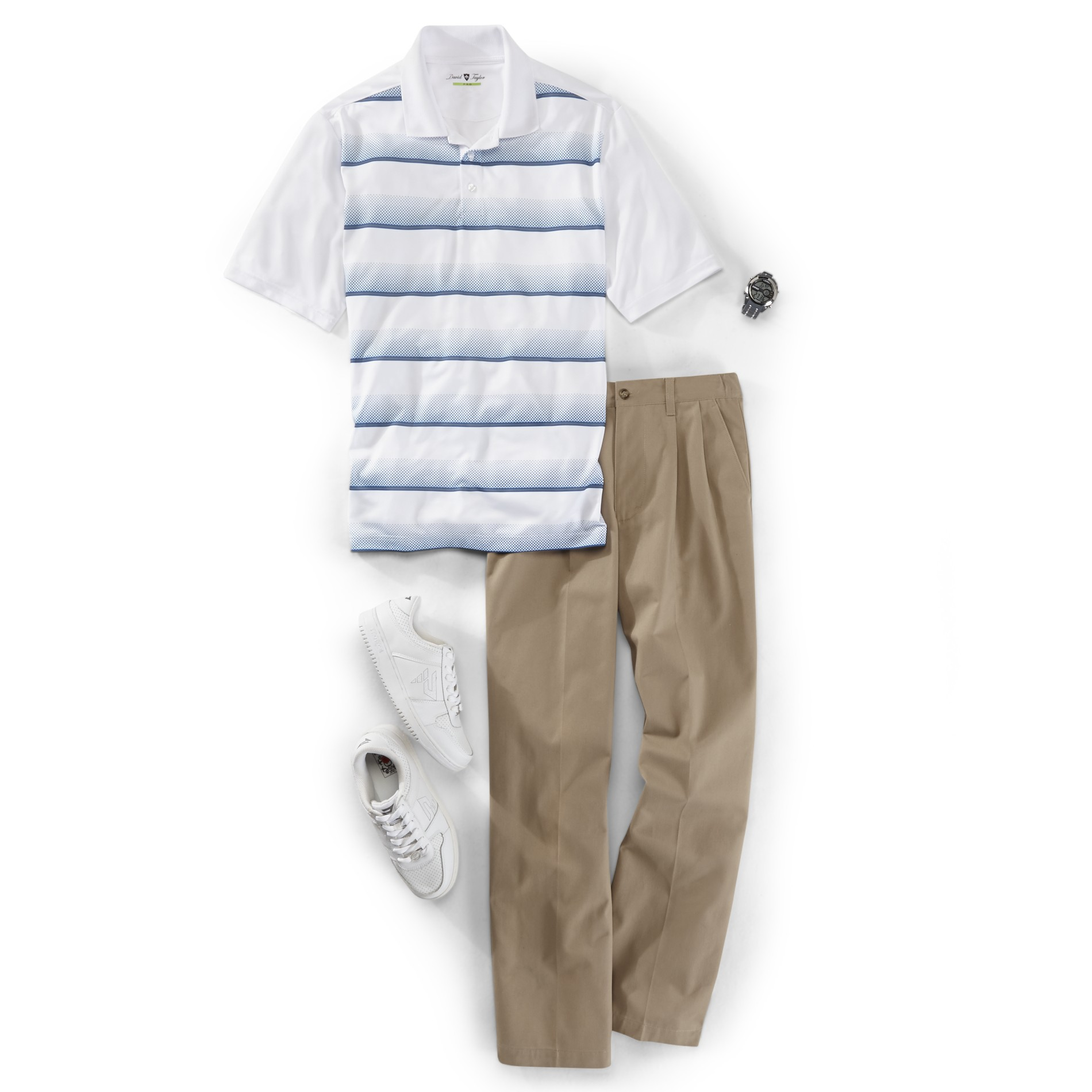 Men's Front Nine Outfit