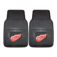 "Fanmats Detroit Red Wings 2-pc Heavy Duty Vinyl Car Mat Set 18"" x 27"" at Kmart.com"