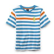 U.S. Polo Assn. Boy's V-Neck Logo T-Shirt - Striped at Sears.com