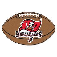 "Fanmats NFL - Tampa Bay Buccaneers Football Rug 22"" x 35"" at Kmart.com"