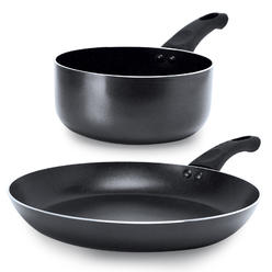 Elements 2PC Cookware Set - Grey at Kmart.com