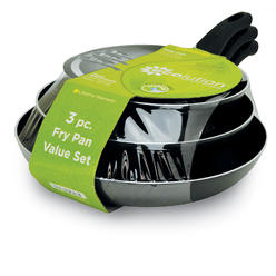Elements 3PC Cookware Set - Grey at Kmart.com
