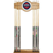 NBA New Orleans Pelicans NBA Billiard Cue Rack with Mirror at Kmart.com