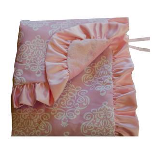 Baby Bella Maya Stroller Blanket Pinkabella