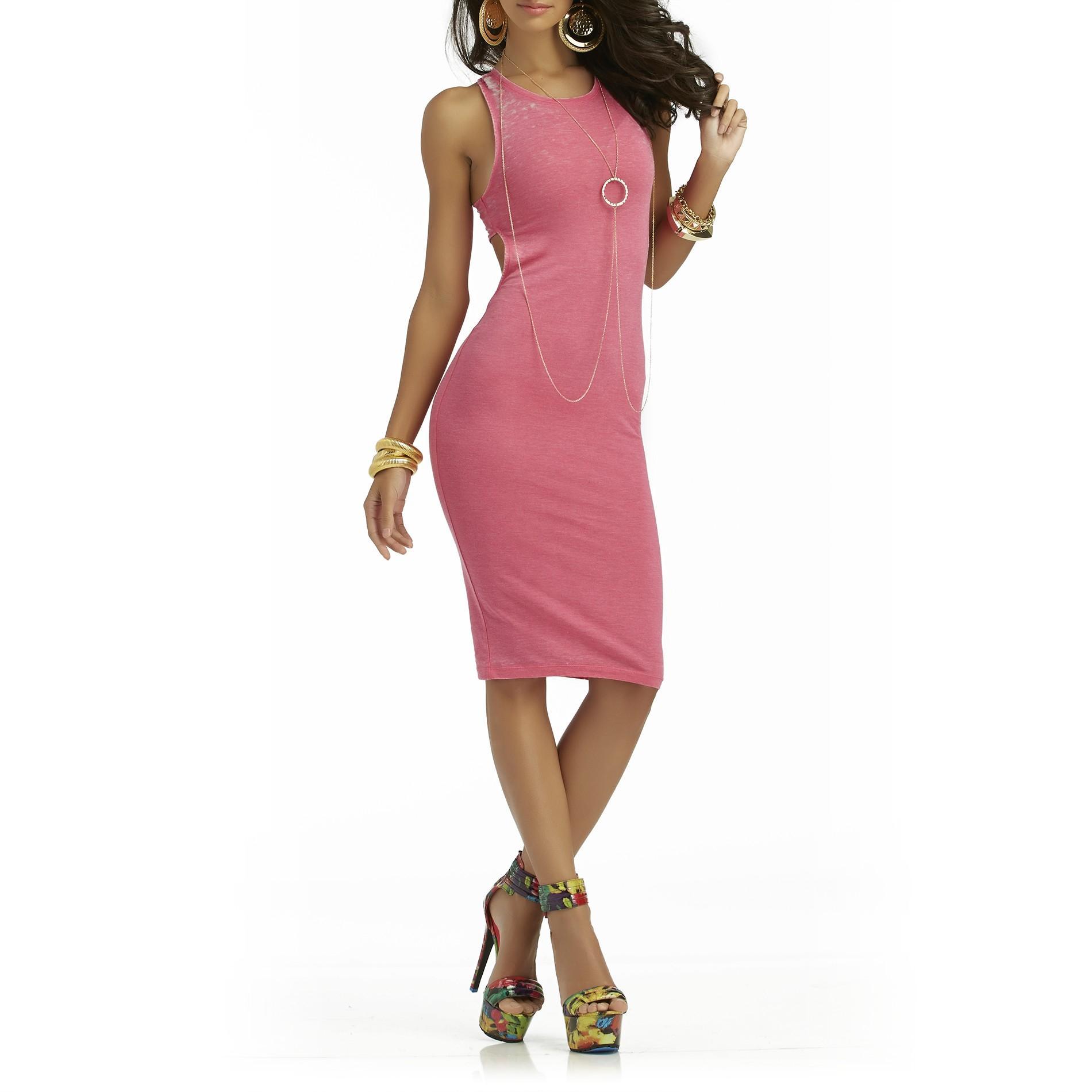 Nicki Minaj Women's Burnout Tank Dress at Kmart.com