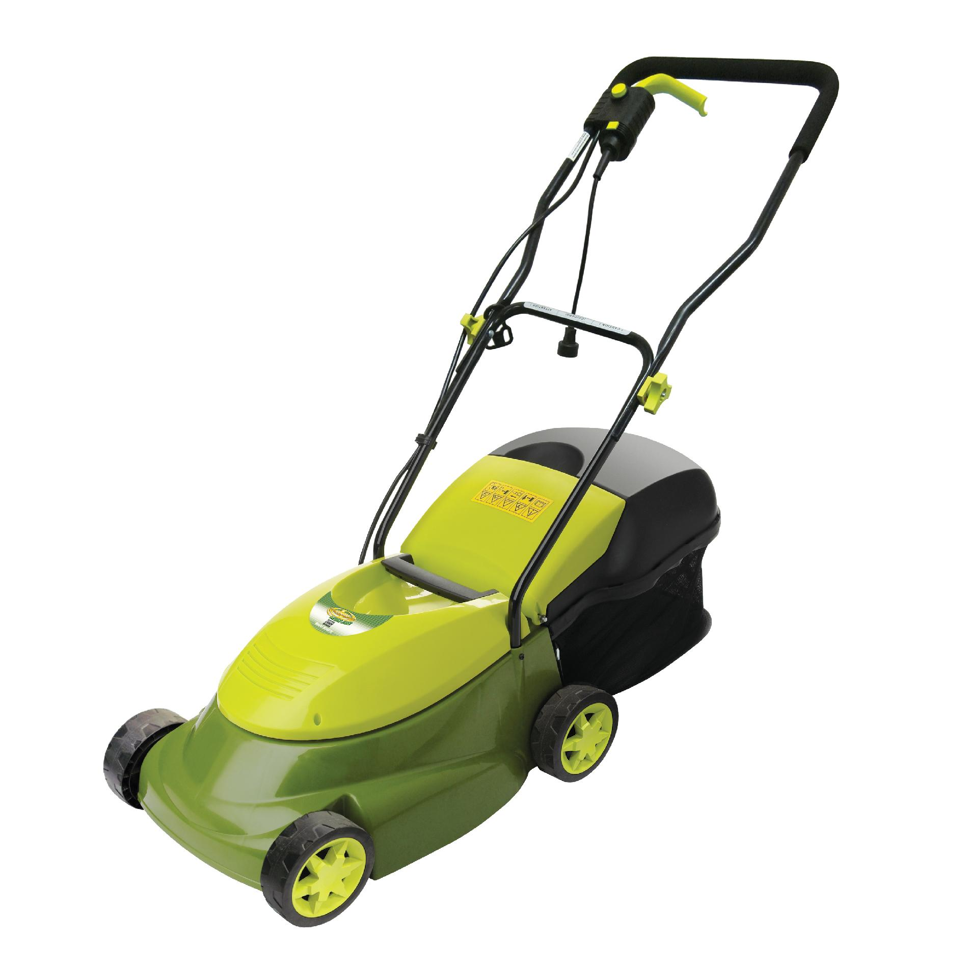 Sun Joe Mow Joe 14-Inch Electric Lawn Mower – MJ401E