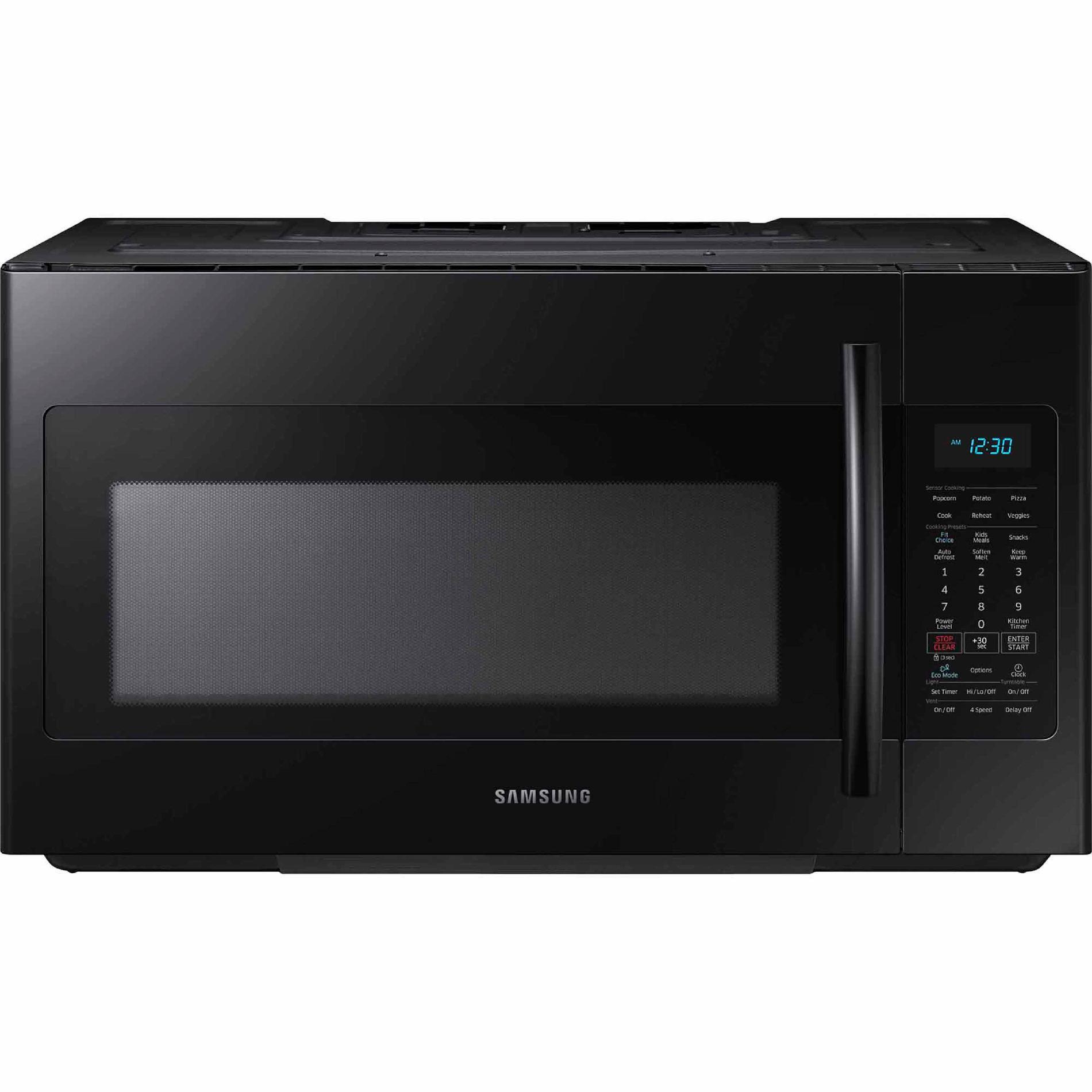 Samsung 1.8 cu.ft. Over-the-Range Microwave w/ Sensor Cooking - Black
