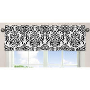 Sweet Jojo Designs Isabella Hot Pink, Black and White Collection Window Valance at Kmart.com