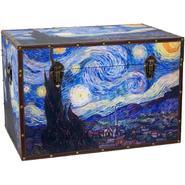 Oriental Furniture Van Gogh's Starry Night Trunk at Kmart.com