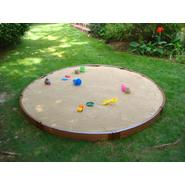 Frame It All Two Inch Series 10.5ft.dia  x 5.5in. x  2 in. Composite Round Sandbox Kit at Kmart.com