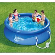 Summer Escapes 10 39 X 30 Quick Set Ring Pool Set