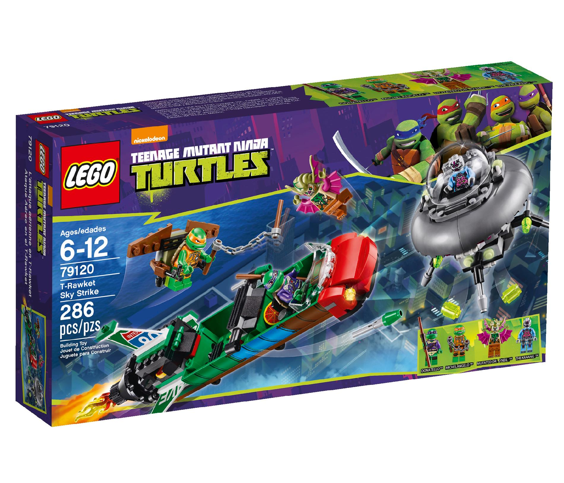 Lego Teenage Ninja Turtles Toys : Lego teenage mutant ninja turtles™ t rawket sky strike