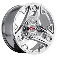 Worx Alloy 801V Triad - Rim Size 20X12 - Bolt Circle 5X5.00/5.50 - Offset (-44) at Sears.com
