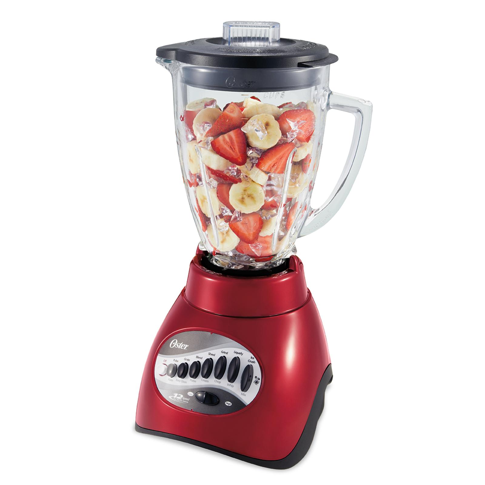 Oster 006844 000 Np1 6 Cup Boroclass 174 Glass Jar Blender