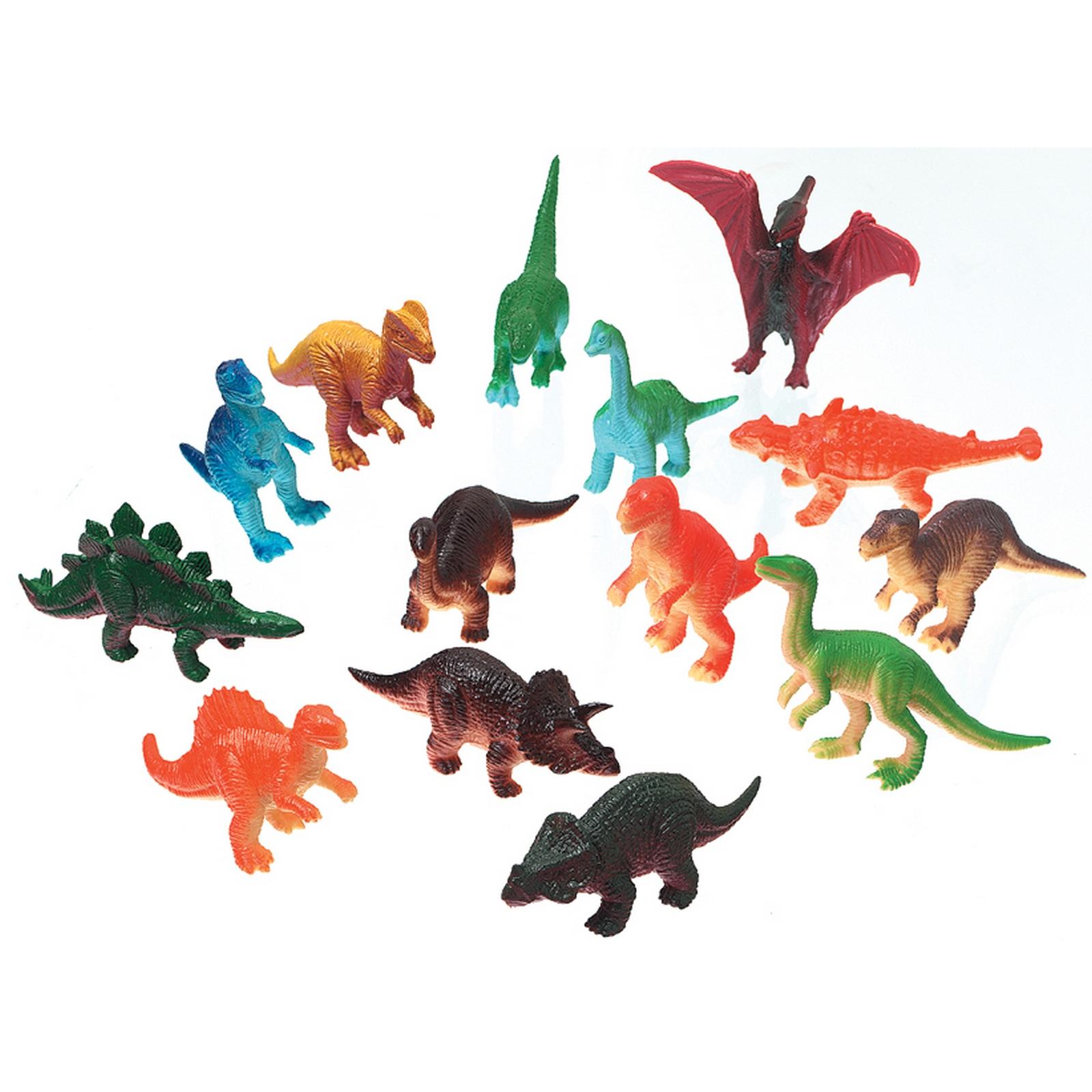 Creatures Inc. Dinosaurs 14/Pkg PartNumber: 021V005613536000P KsnValue: 5613536 MfgPartNumber: 1029-09
