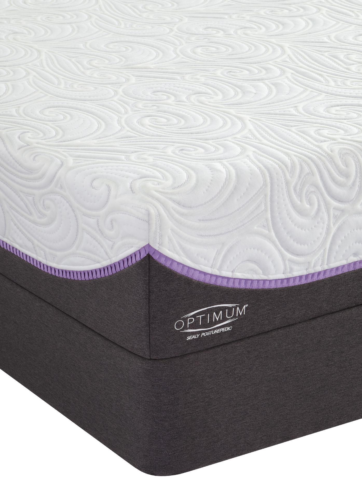 Sealy Optimum 2.0 Inspiration Gold, Plush, Twin XL Mattress Only
