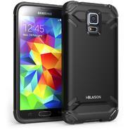 i-BLASON GalaxyS5-Armadillo-Black Samsung Galaxy S5 Smartphone Case, Black at Kmart.com