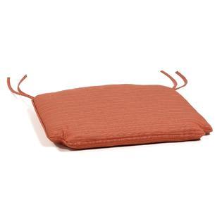Oxford Garden Franklin Rocking Chair Cushion, Sunbrella® Fabric, Dupione Papaya