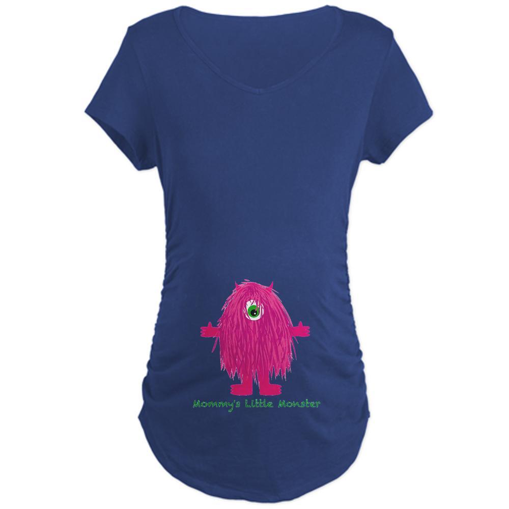 CafePress Maternity Mommys Little Pink Monster T-Shirt at Kmart.com