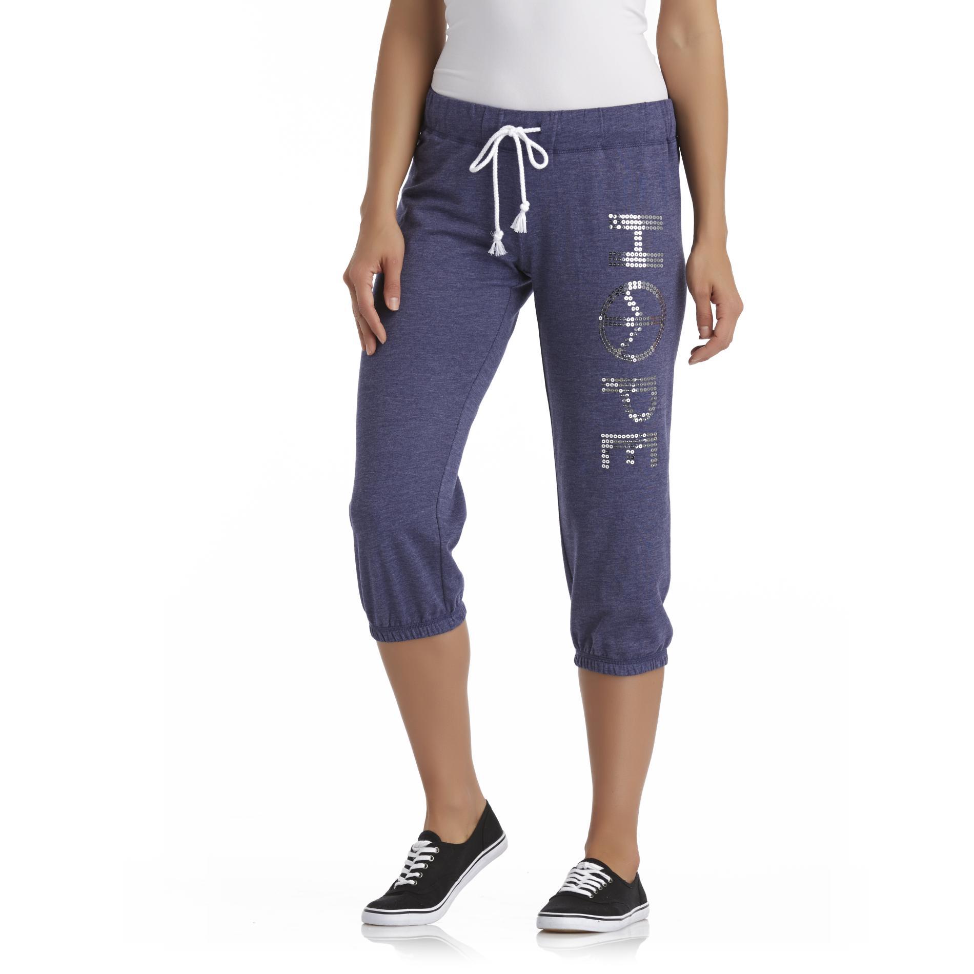 Joe Boxer Women's Cropped Knit Pants at Sears.com