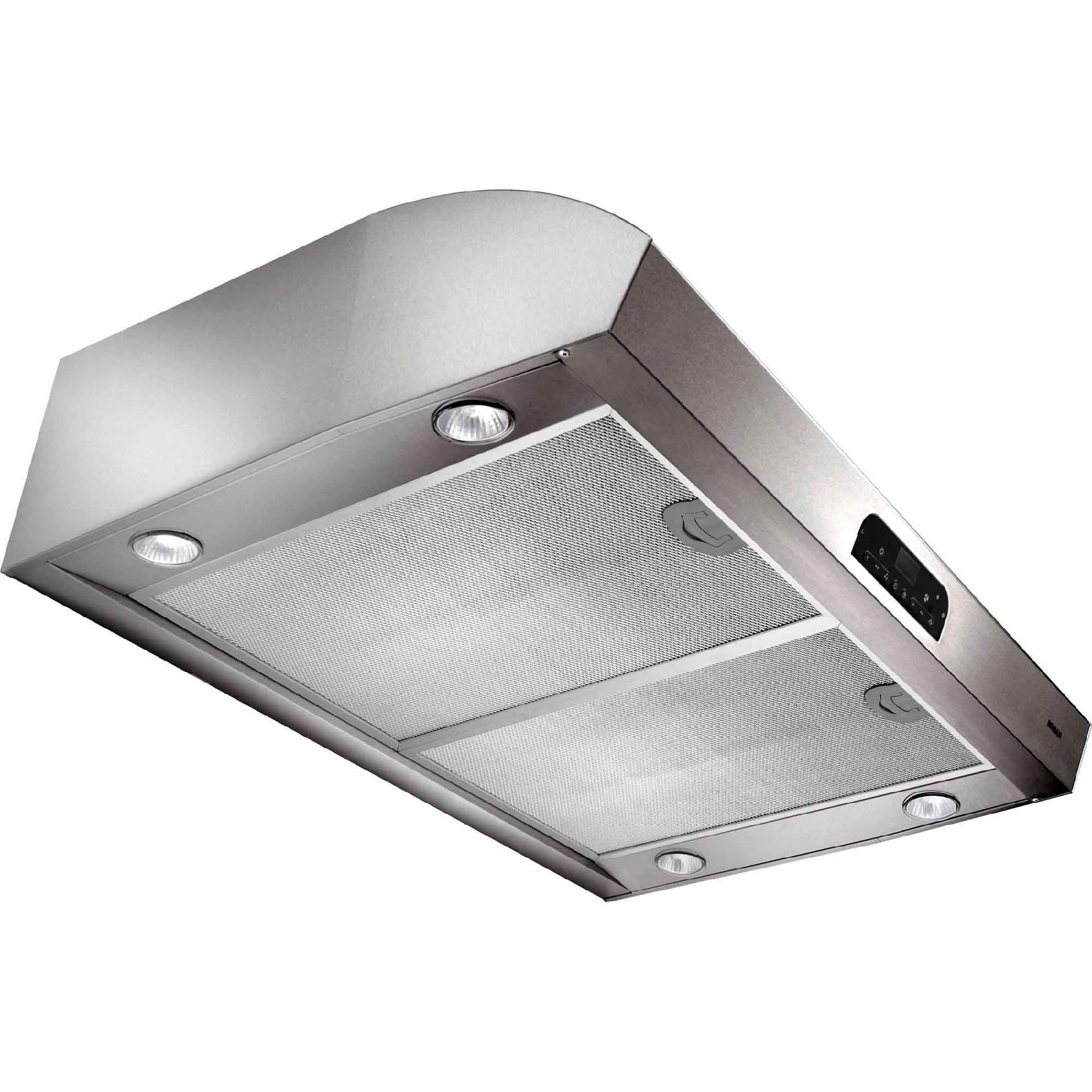 "Broan QP442SS 42"" 630 CFM Under Cabinet Range Hood - Stainless Steel"