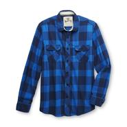Roebuck & Co. Young Men's Flannel Shirt - Buffalo Plaid at Sears.com