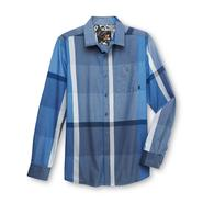 Amplify Young Men's Button-Front Shirt - Plaid at Sears.com