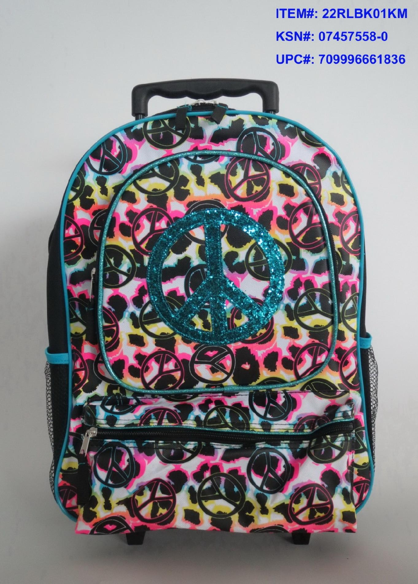 Rolling Backpack For Girl P4K71uds