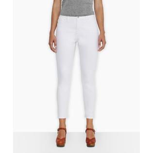 Levi's Women's Cropped Skinny Jeans