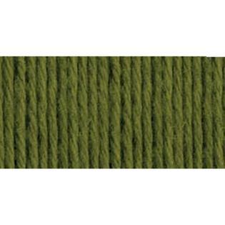 Lion Brand Cotton Yarn-Evergreen